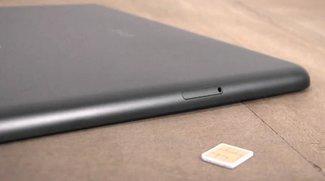 iPad mini Wi-Fi + Cellular: SIM einlegen (Video)