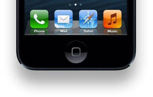 iPhone 5S: Mit Fingerabdruck-Scanner im Homebutton