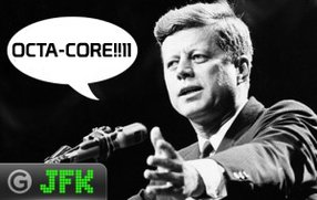 JFK: Brauchen wir wirklich solche Über-Spezifikationen in Smartphones?