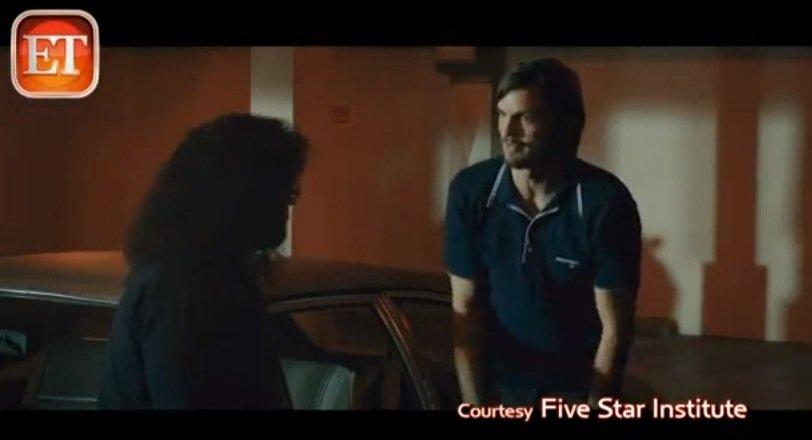 jOBS: Erste Szene aus Steve-Jobs-Film mit Ashton Kutcher