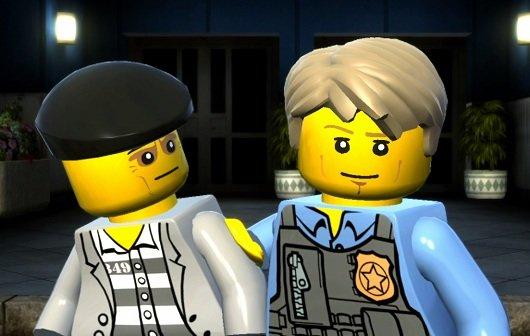 LEGO City Undercover: Trefft Chase McCain in der ersten Webisode