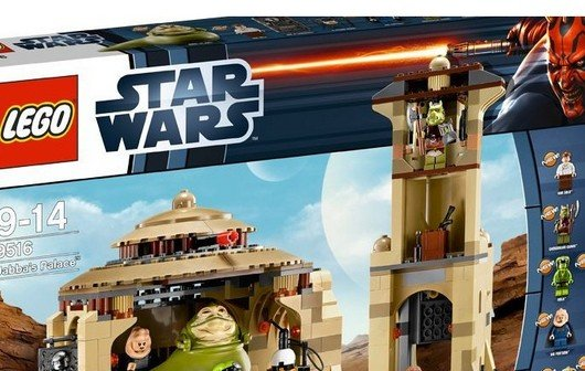 lego star wars - jabbas palace