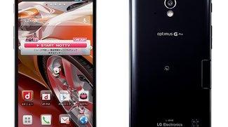 LG Optimus G Pro: Das erste Smartphone mit Qualcomms Snapdragon 600
