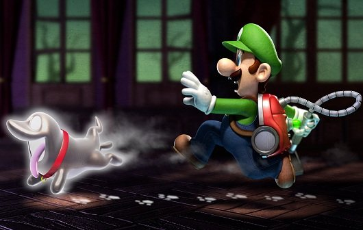 Luigi's Mansion - Dark Moon: Trailer zum Multiplayer-Modus