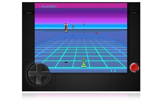 MAME Emulator für iPhone & iPad: Gridlee kostenlos downloaden