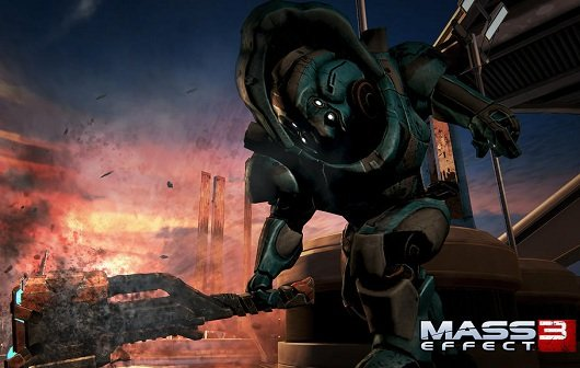 Mass Effect 3: Trailer zum Reckoning Multiplayer Pack
