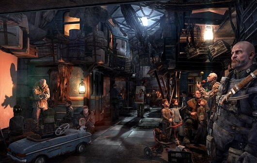 Metro - Last Light: Neue Screenshots zum Shooter