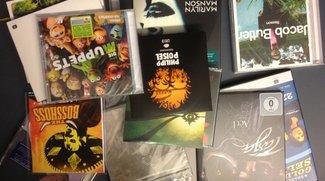 Rest of 2012: Musik-Paket gewinnen mit 20 CDs/DVDs