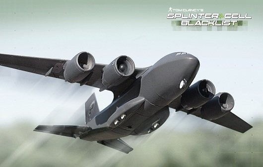 Splinter Cell Blacklist: Collector's Edition enthält ferngesteuertes Flugzeug