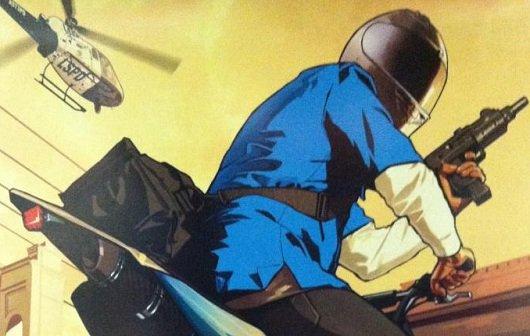 GTA 5: Weiteres Promo-Poster bei Gamestop aufgetaucht