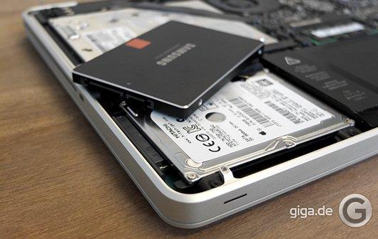 SSD-Upgrade für den Mac: Kaufempfehlung und Hinweise