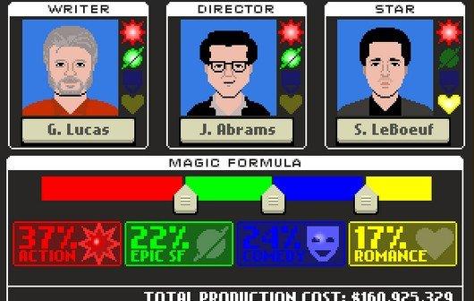 Der Star-Wars-7-Debakel-Simulator: Regisseur und Schauspieler selbst aussuchen