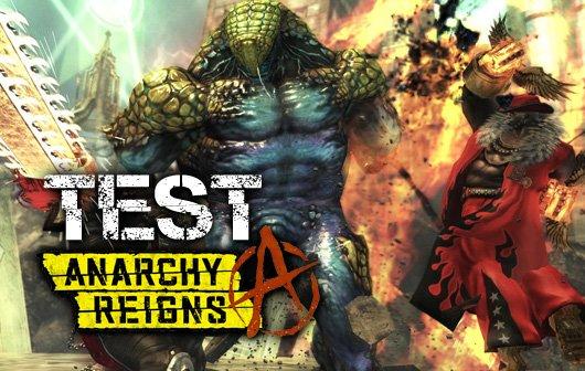 Anarchy Reigns Test: Die spinnen, die Japaner