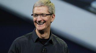 iPhone 5c und iTunes sind die Überraschungen der Quartalskonferenz