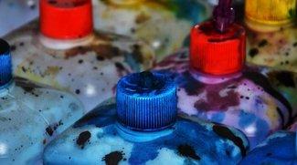 Scharfe Bilder mit dem Brother HL-4140CN Farblaserdrucker drucken