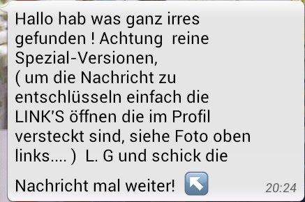 whatsapp spam 1