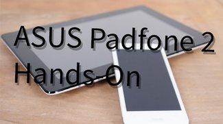 Es ist so schön: ASUS Padfone 2 - Hands-On