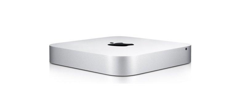 Generalüberholter Mac mini mit 2,5 GHz Dual-Core i5 für 529,00 Euro
