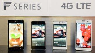 LTE für alle: LG Optimus F-Serie