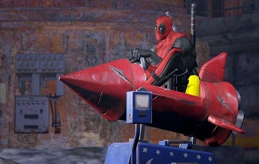 Deadpool: Juvenile but Awesome Trailer veröffentlicht