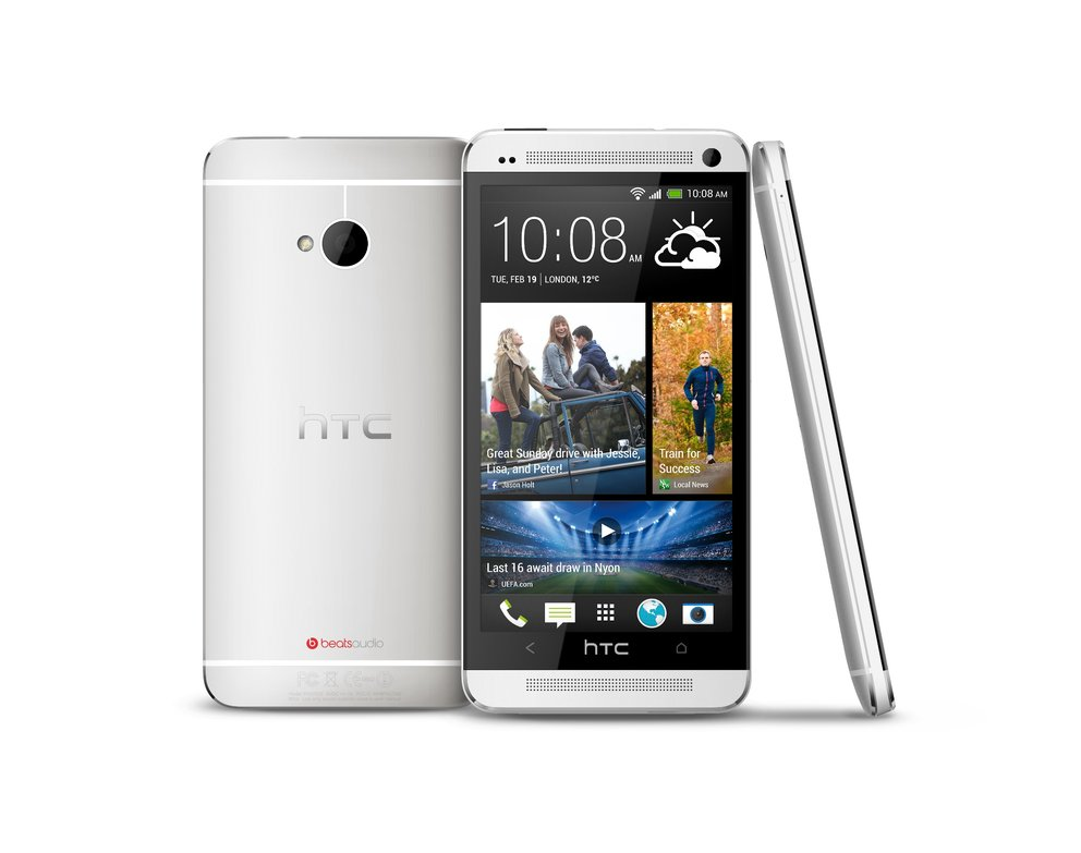HTC One Modifikation: HTC Logo als Button nutzen