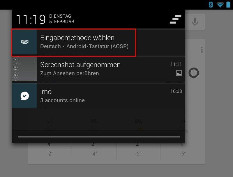 Korrektes Layout für Android-Bluetooth-Tastaturen 01