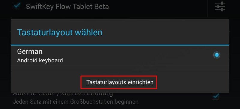 Korrektes Layout für Android-Bluetooth-Tastaturen 05