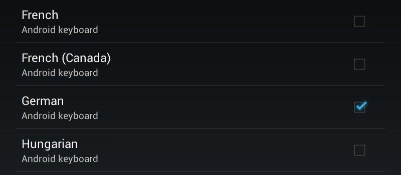 Korrektes Layout für Android-Bluetooth-Tastaturen 06