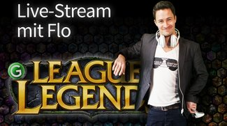 Heute Abend: League of Legends - der GIGA-Communityzock mit Flo