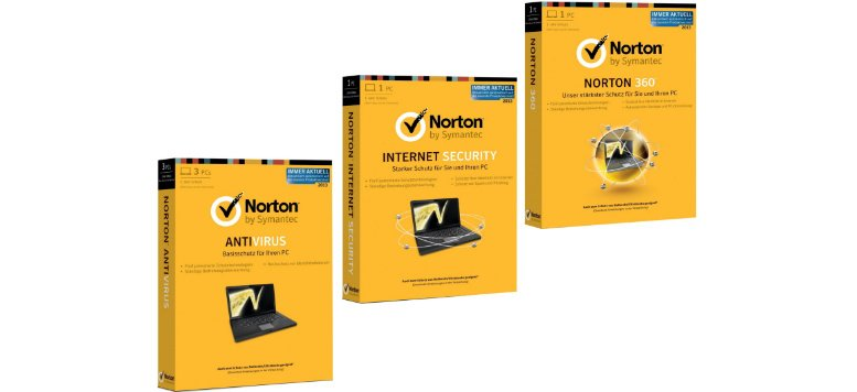 Norton Software Produkte mit 20 % Rabatt