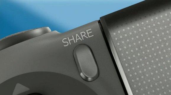 PS4: Share-Button kann deaktiviert werden
