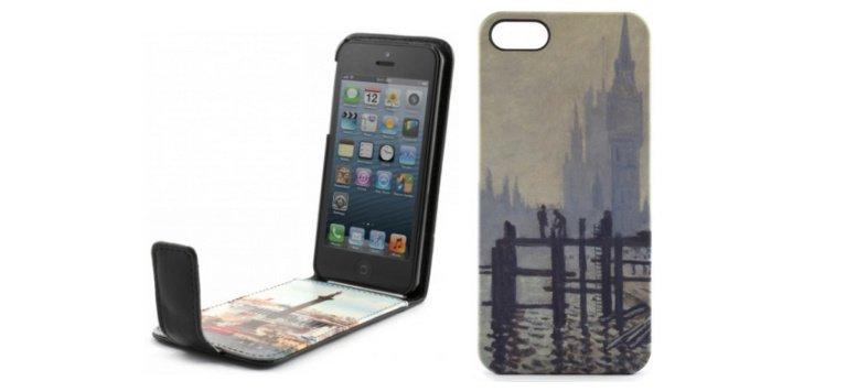 """iPhone Hüllen mit Motiven aus """"The National Gallery"""" mit 40 % Rabatt"""