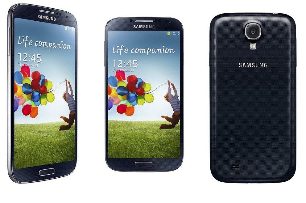 Samsung Galaxy S4 ab 27. April bei uns erhältlich