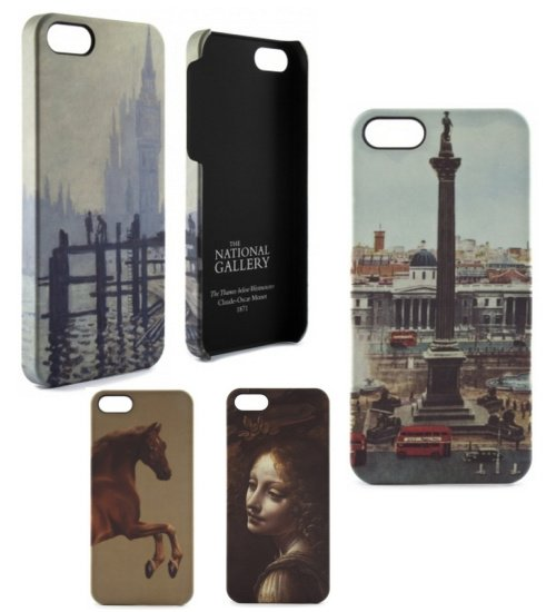 The National Gallery iPhone 5 Hülle Hardcase