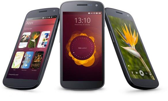 Erste Smartphones mit Ubuntu kommen im Oktober
