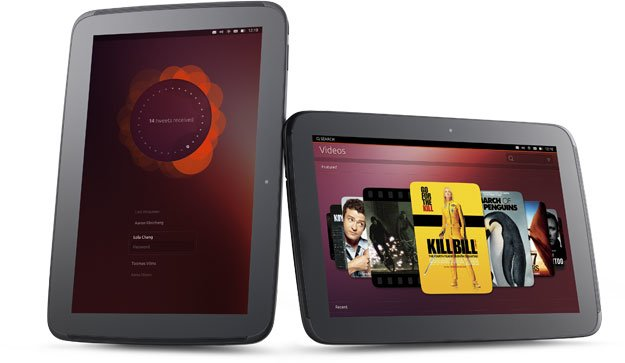Ubuntu für Tablets leitet Post-PC Ära ein