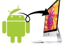 Fotos von Android auf Mac übertragen: So sendet ihr eure Bilder an iOS-Geräte