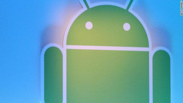 Alternative Android System Update Meldung [Mockup]