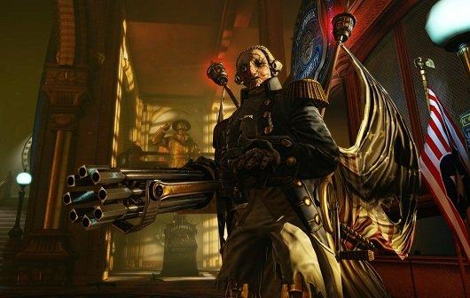 UK-Charts: Bioshock Infinite zum dritten Mal in Folge vorne