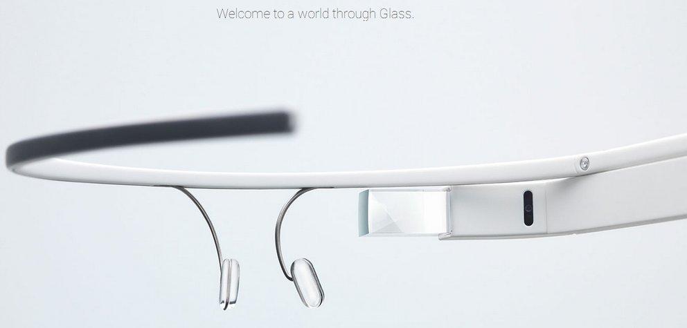 Google Glass wird auch für Brillenträger möglich sein