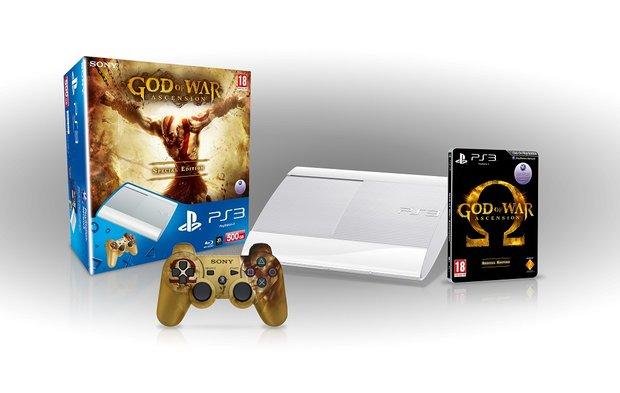 God of War - Ascension: PS3 Bundle angekündigt