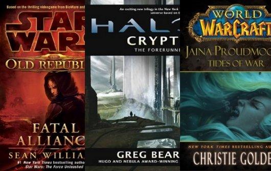 Hörbücher zu Computerspielen:<b> Ein Audiobook kostenlos von Halo, World of Warcraft, DSA, Black Mirror oder SWTOR</b></b>