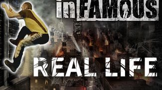 inFamous 2 in Real-Life