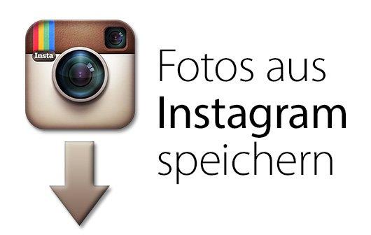 InstaSave: Instagram-Fotos auf dem iPhone speichern [Cydia]