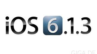 iOS 6.1.3 soll für kürzere Akkulaufzeit verantwortlich sein