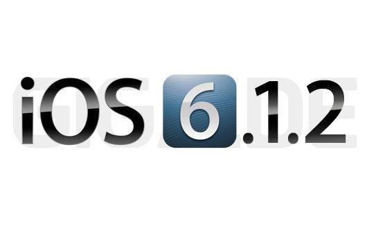 iOS 6.1.2: Update womöglich schon nächste Woche