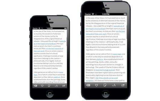 4,8-Zoll-iPhone: Analyst sieht Veröffentlichung erst Mitte 2014