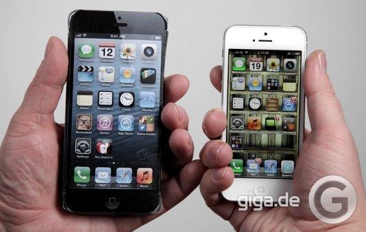 iPhone 5 XL: 5-Zoll-Modell zum Basteln