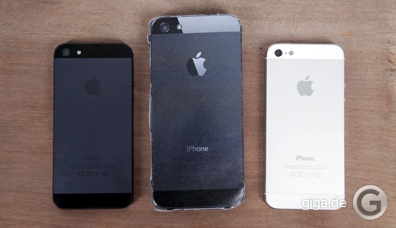 Das IPhone 5 XL Im Vergleich Zum Aktuellen
