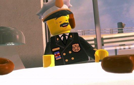 LEGO City Undercover: Zweite Webisode stellt Chief Dunby vor